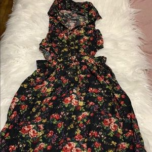 Floral Dress from Forever 21